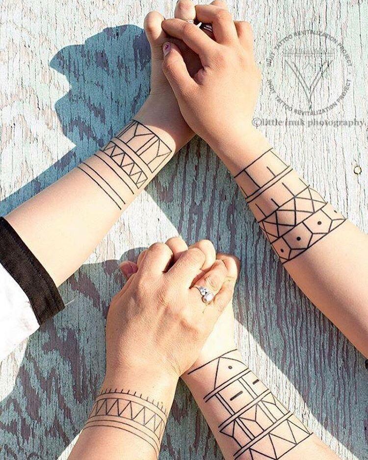 3 generaties tattoo