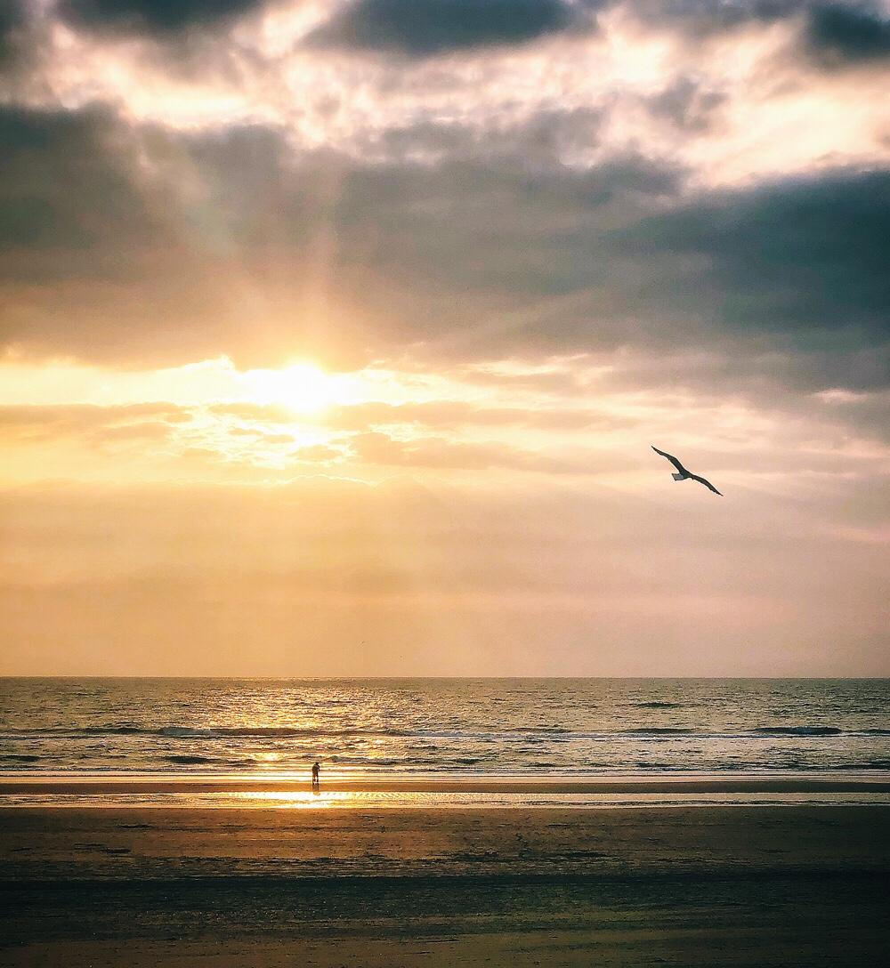 10x mooie zonsondergangen