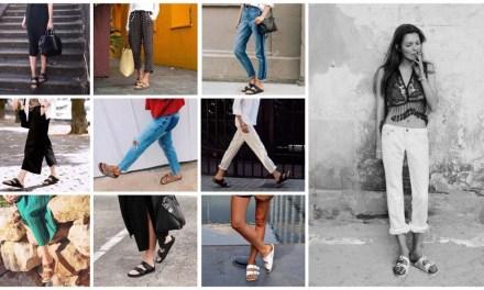 Hot or not: de sandalen a la Birkenstock (+ stylingtips)