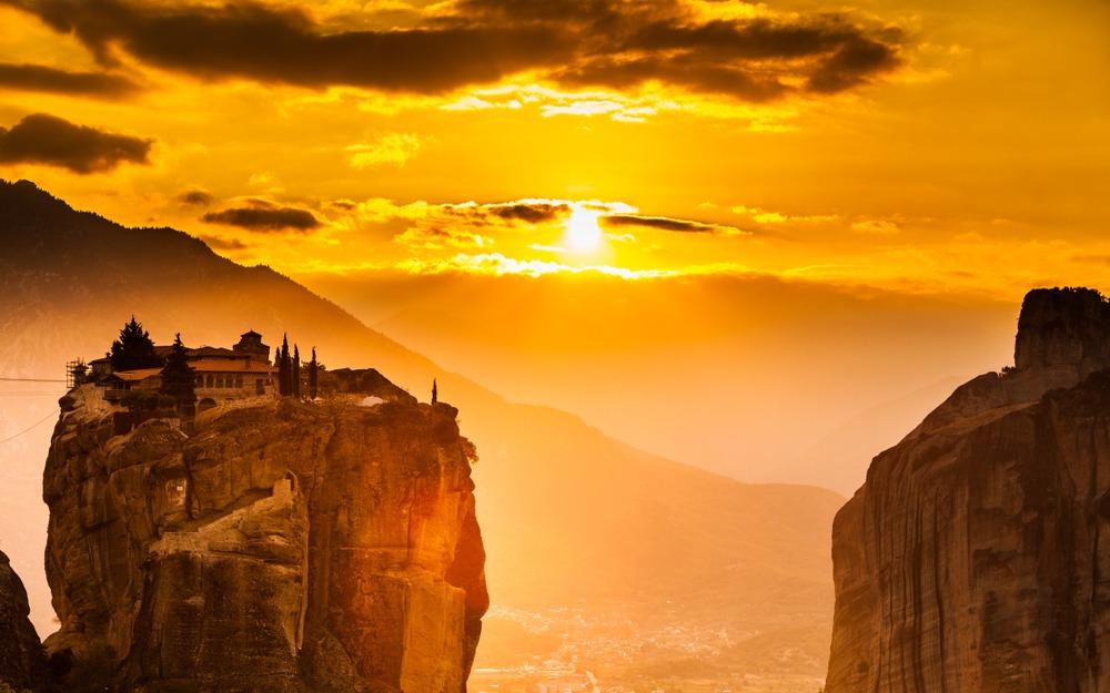 kloosters van Meteora