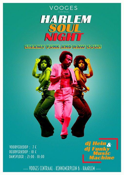Harlem Soul Night