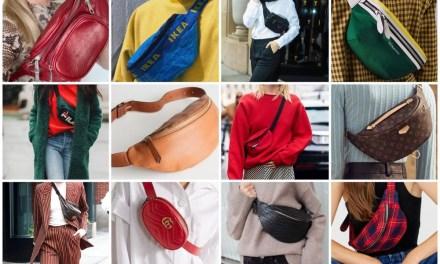 "Fashiontrend: heuptasjes oftewel de ""bum bag"""