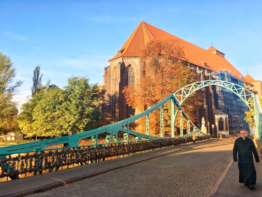 kathedraaleiland Wroclaw