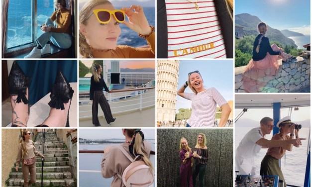 Outfitpost week 44: dit droeg ik tijdens de cruise-vakantie
