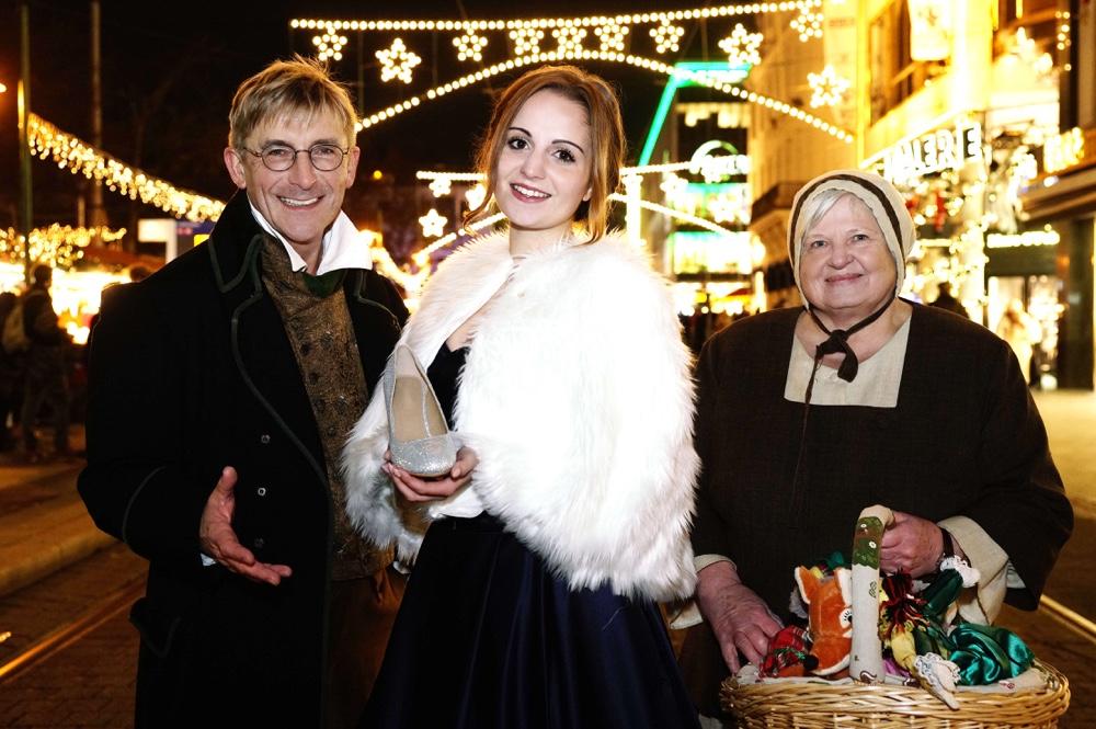Kerstmarkt in Kassel - Assepoester