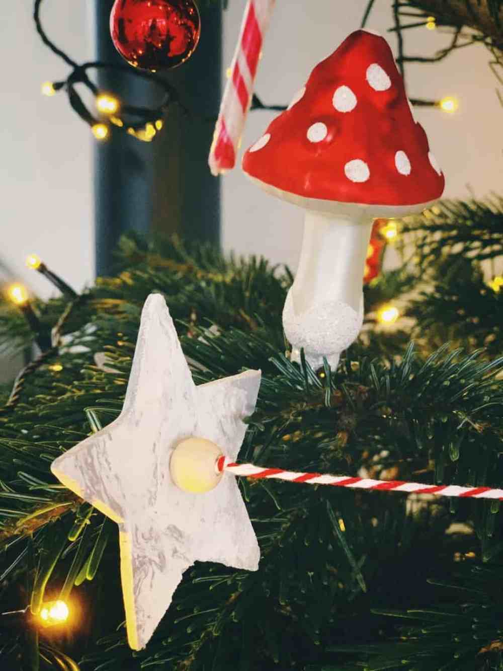 DIY kerstslinger maken