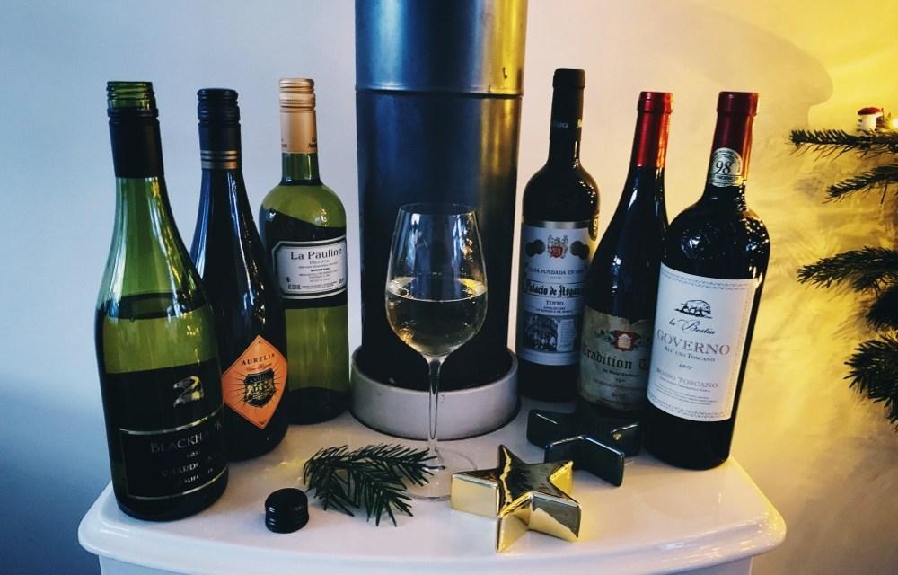 Wat is het verschil tussen rode en witte wijnglazen? (+win giga kerst wijnpakket)
