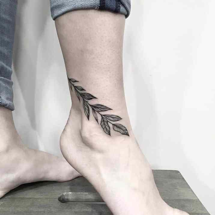 olive branch tattoos
