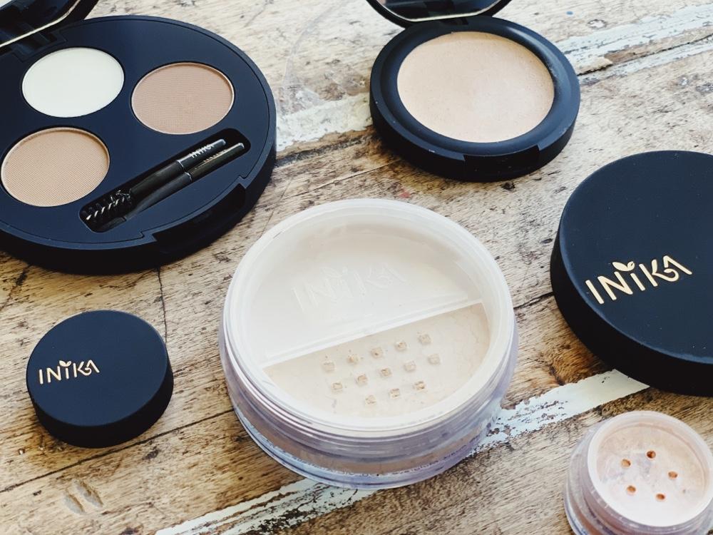 make-up van Inika