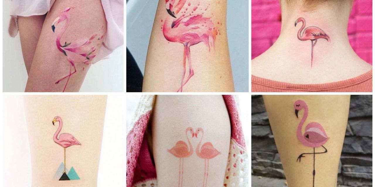 tattoo blog flamingo