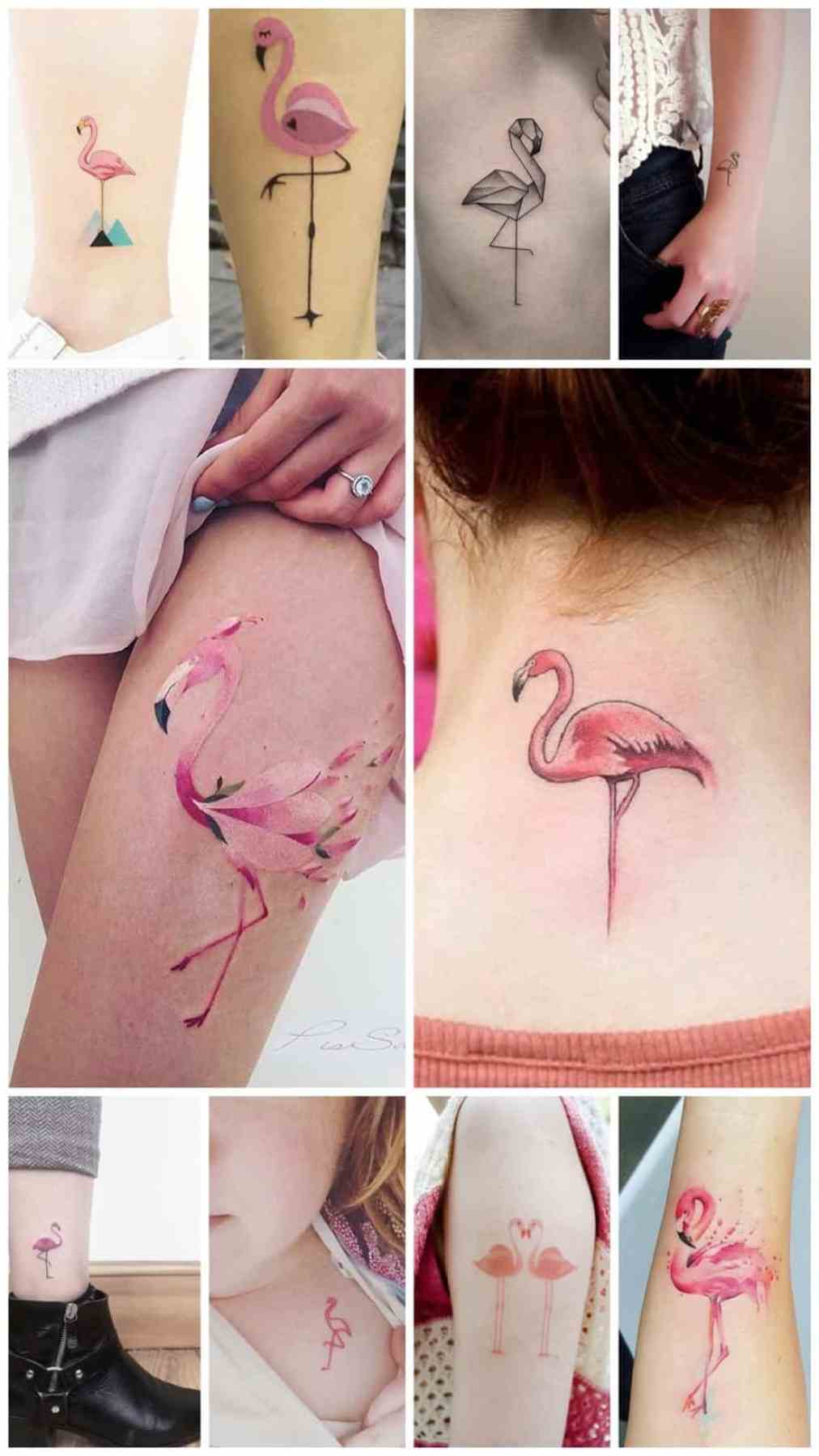 Flamingo tattoo inspiration blog