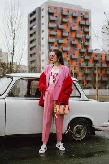 pink outfit inspiration
