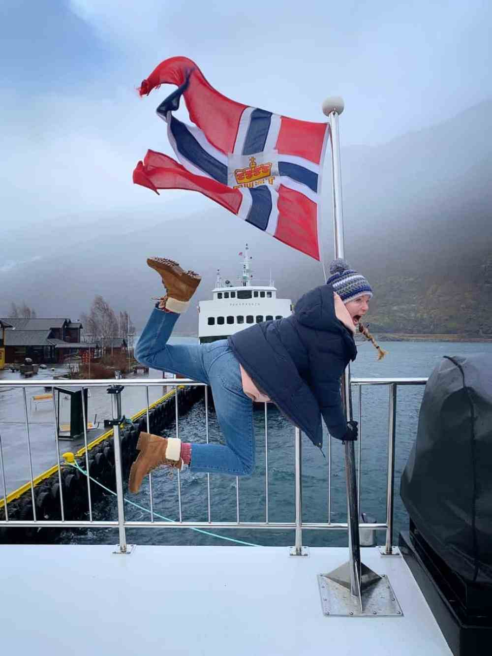 Fjords of Norway cruise