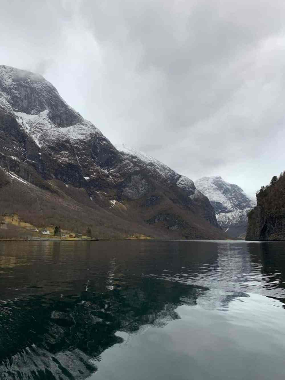 Nearoyfjord view
