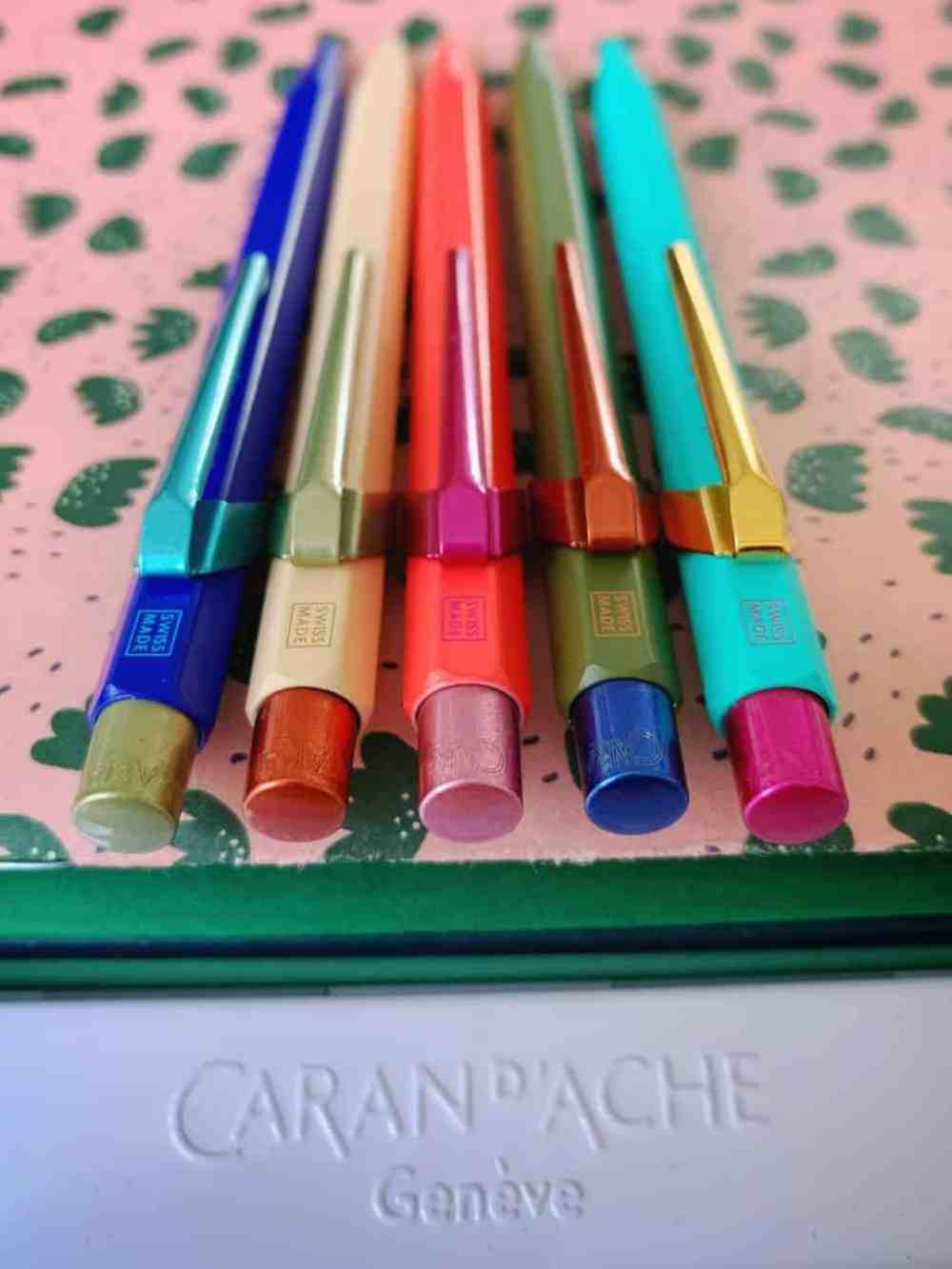 Caran d'Ache limited edition