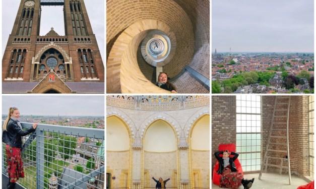 """Haarlem tip: de Bavo """"Klim naar het licht"""" tocht"""