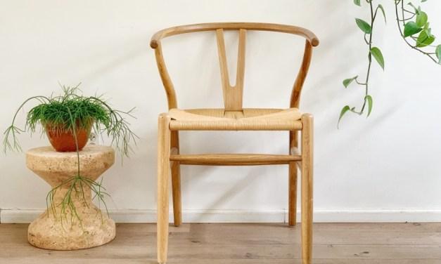 Woontrend: de Wishbone chair (of Y-stoel)