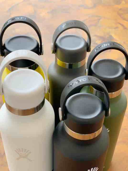 5x hydro flask isoleerfles winnen