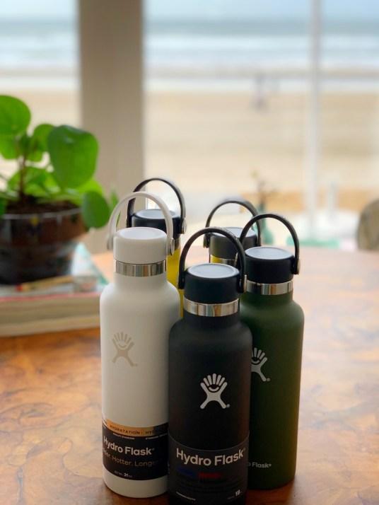 5x hydro flask isoleerfles winnen
