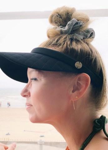 gouden oorbellenset