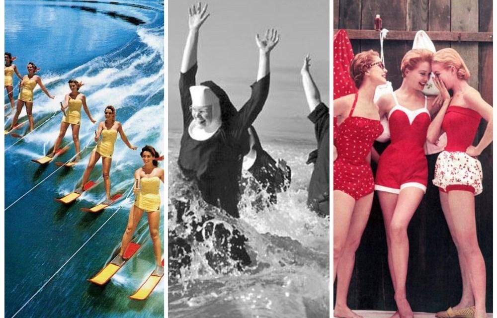 Weekend finds 18: mooie, vrolijke retro strandfoto's