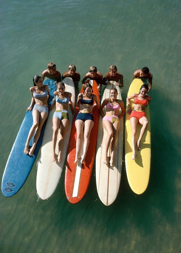 retro surffoto