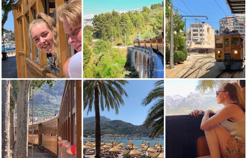 Mallorca vakantietip: treinritje van Palma naar Soller