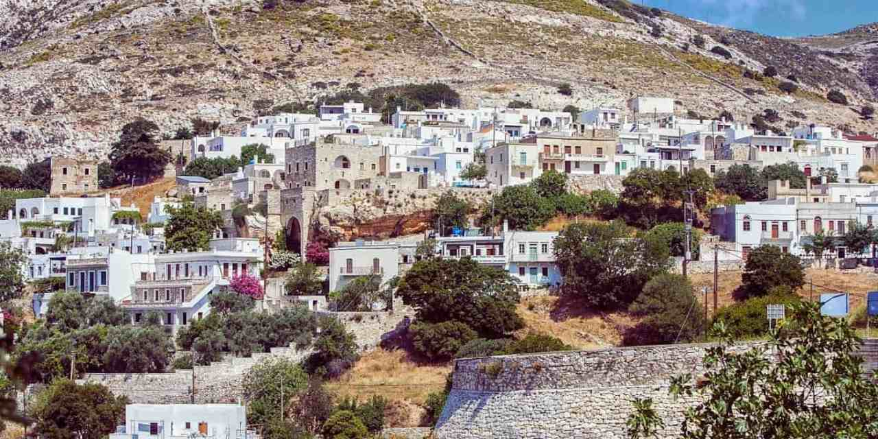 Roadtrip op Naxos – route 1