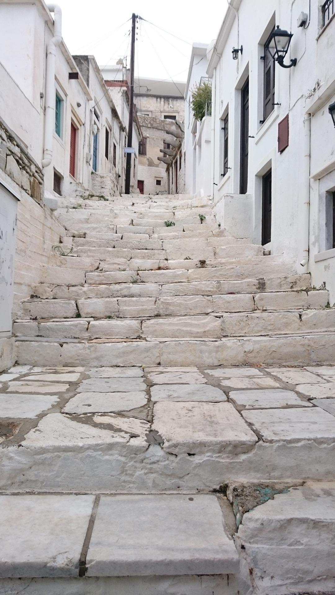 Naxos streets