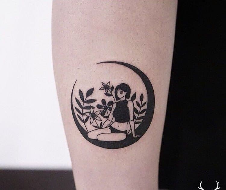 tattoo maan
