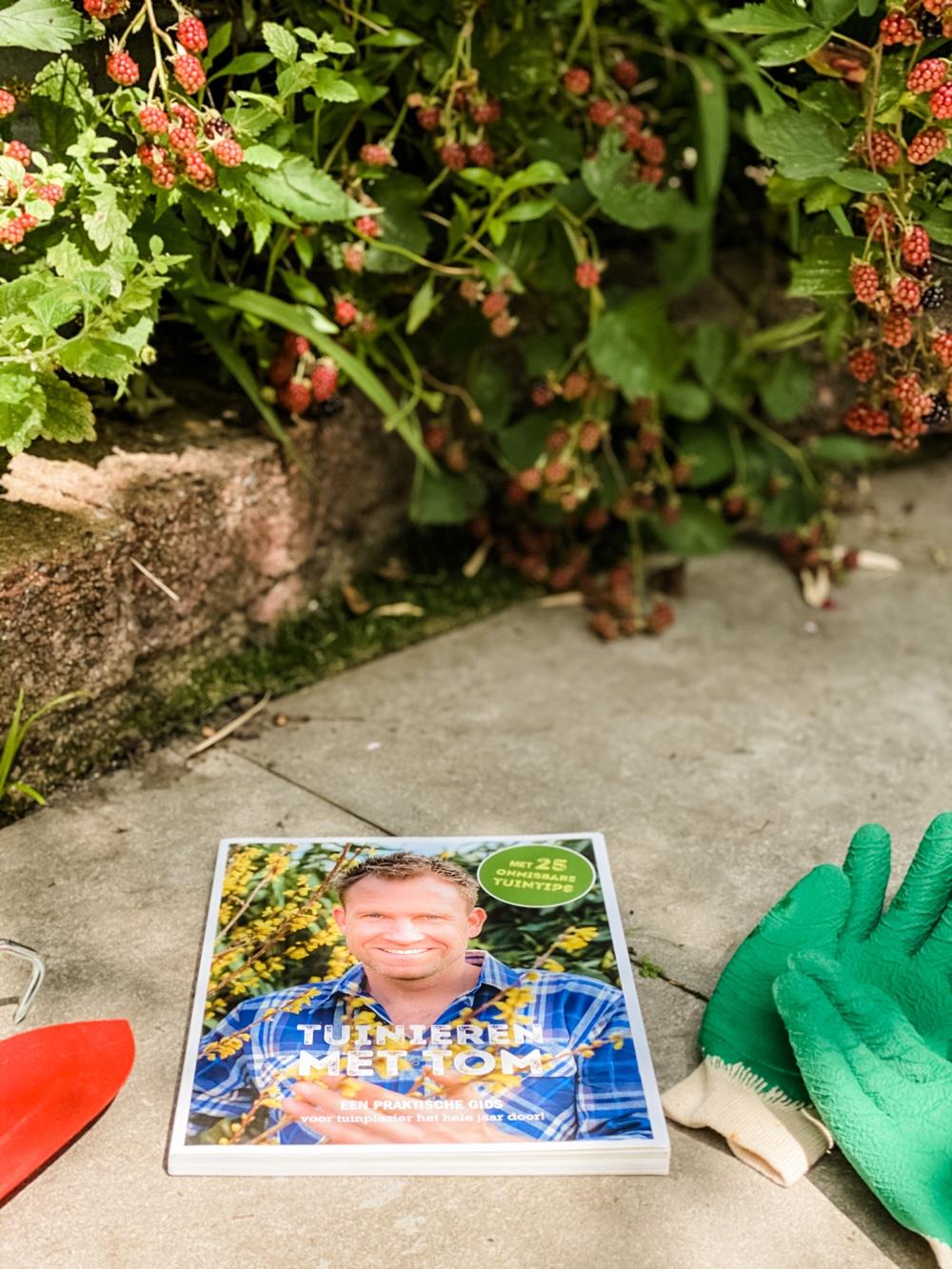 tuinboek winnen