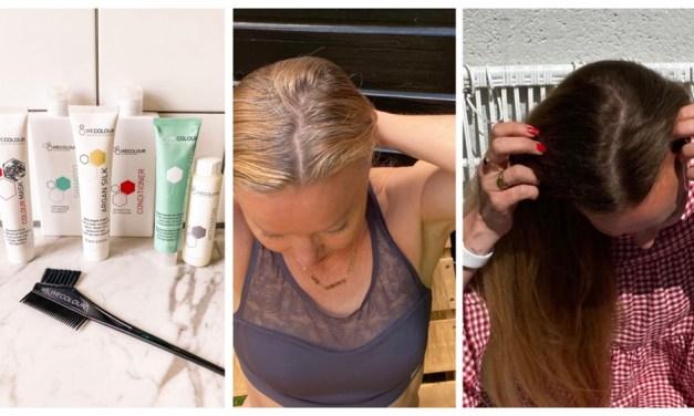 Mama Mia test: WECOLOUR haarverf (mét grijsdekking… echt!)