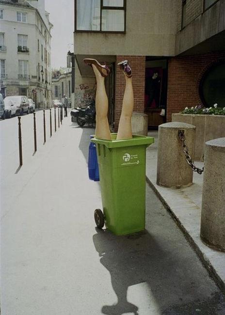 scheid afval