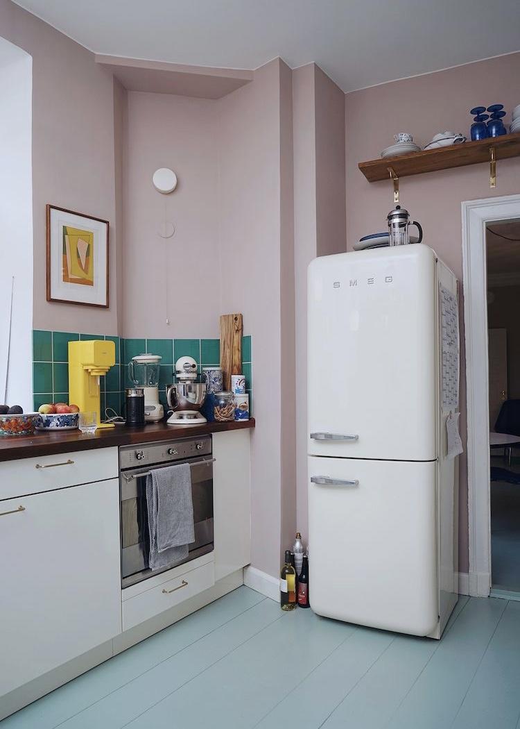 kleurrijke keukeninspiratie