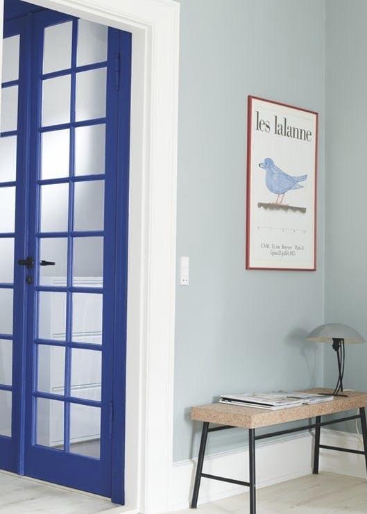 interieurtrend koningsblauw