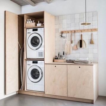 keuken moodboard wasmachinekast