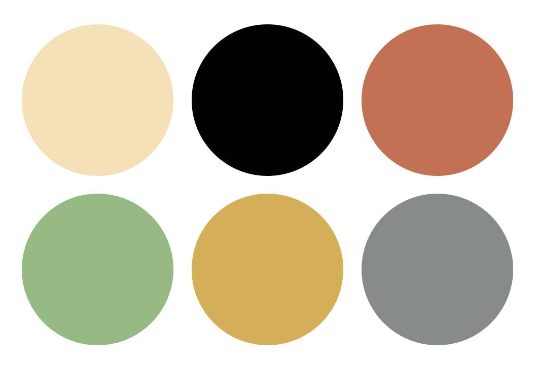 kleurenpalet keuken