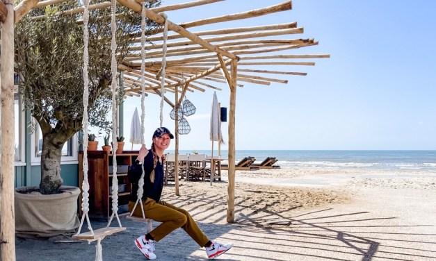 Strandtent Kayuca in Zandvoort | nieuwe hotspot