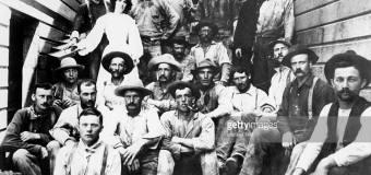 1800s western casting men ages 18 – 35