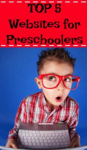 Educational Websites for Preschoolers