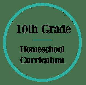 10th grade homeschool curriculum