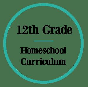 12th grade homeschool curriculum