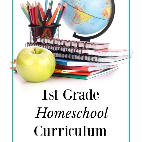 Homeschool Curriculum Choices- 1st Grade