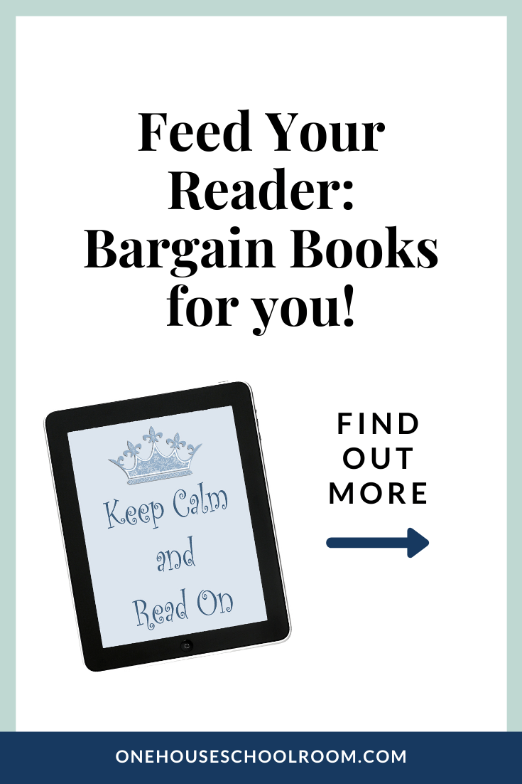 Feed Your Reader: Bargain Books