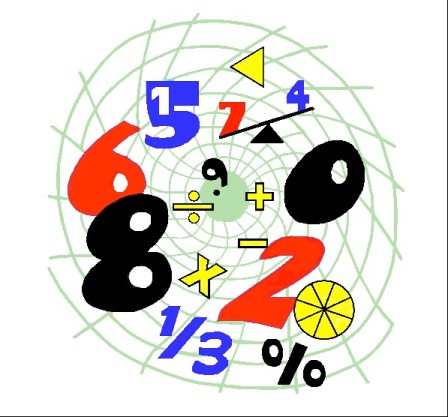 math galaxy logo