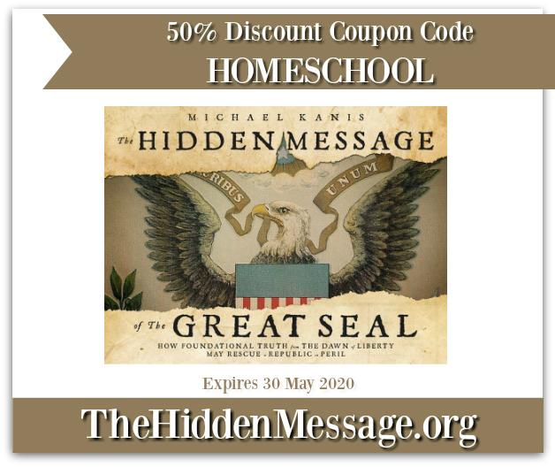 The Hidden Message coupon