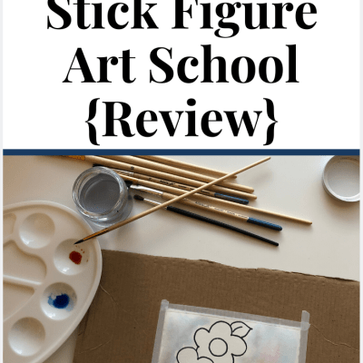 Beyond the Stick Figure Art School {Review}