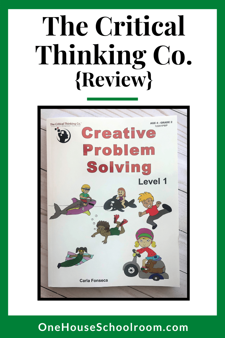 The Critical Thinking Co. {Review}