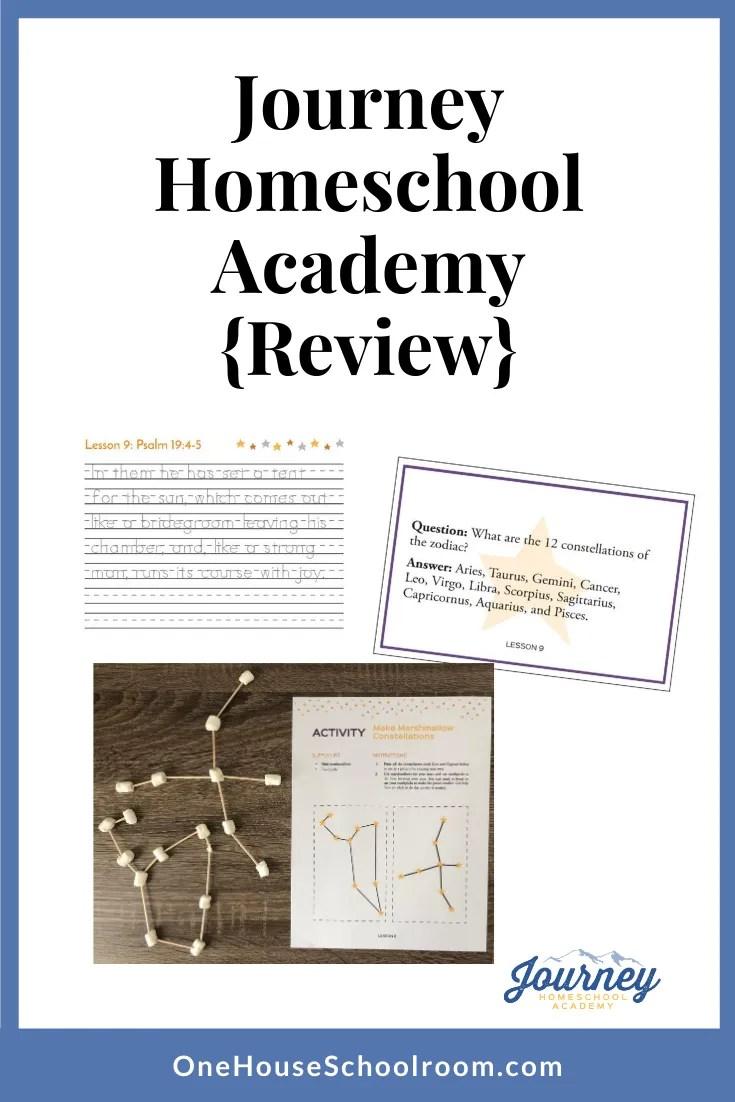 Journey Homeschool Academy {Review}