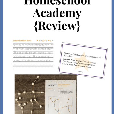 Journey Homeschool Academy {Review}